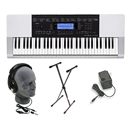 Amazon com: Casio CTK-4200 Premium Keyboard Pack with