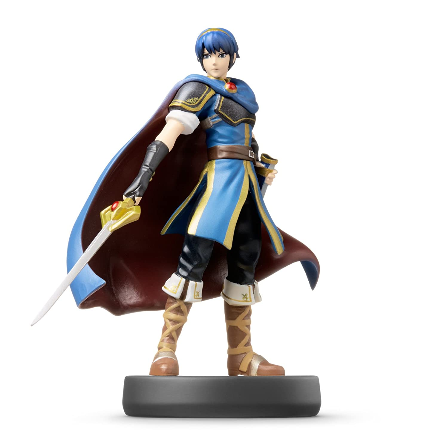 Marth No.12 amiibo (Nintendo Wii U/3DS): Amazon.co.uk: PC & Video Games