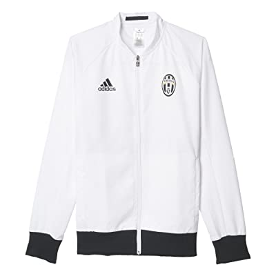 Adidas Men's AI4656 Juventus Football Soccer Anthem Jacket