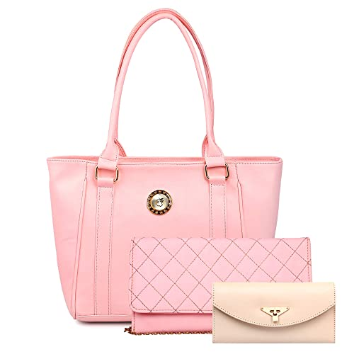 CLASSIC FASHIONS (BABY PINK TOP HANDLE