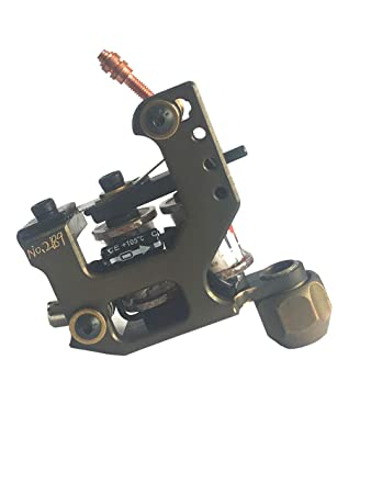 Buy ITT AVA Brass Max Pro Coil Tattoo Machine Online at Low Prices ...
