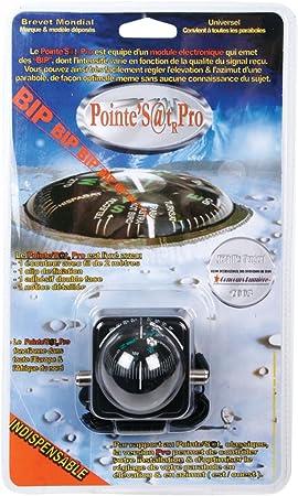 Pointesat - Brújula de satélite (tecnología Satfinder) (importado)