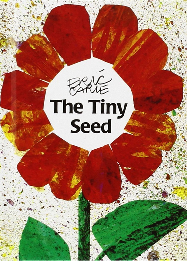 Image result for the tiny seed by eric carle