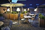 SLV Lighting 228965U Adegan Outdoor Floor