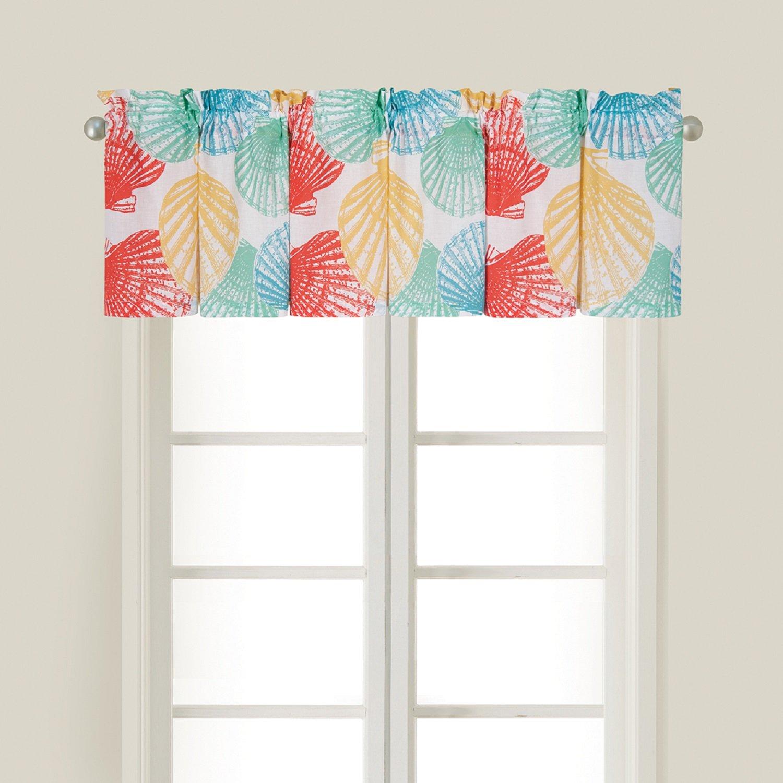 C/&F Home 82088.7272 Captiva Island Shower Curtain Blue C/&F Enterprises