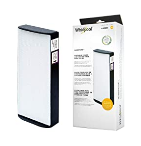 Whirlpool 1183600 - Genuine True HEPA Filter Replacement - Fit Air Purifier Portable Tower WPT60 - Medium