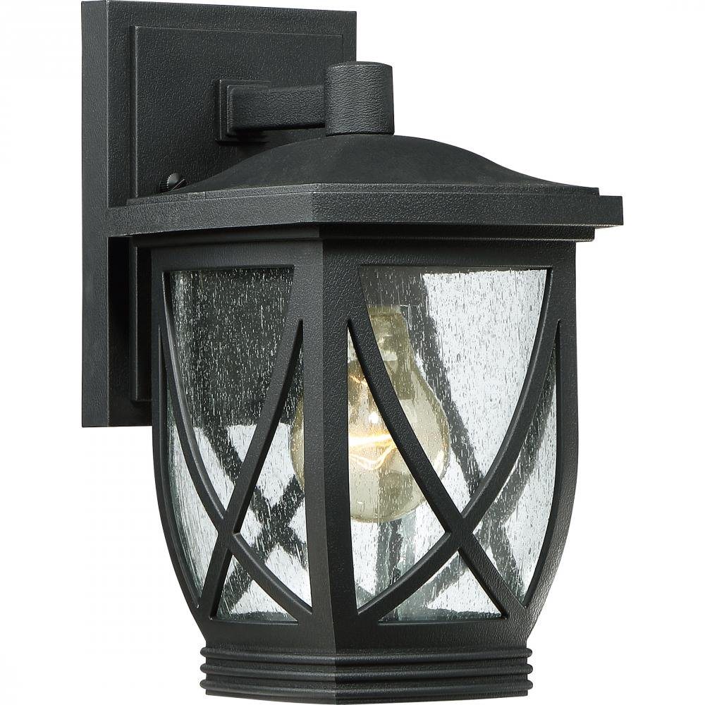 Quoizel TDR8406K One Light Outdoor Wall Lantern
