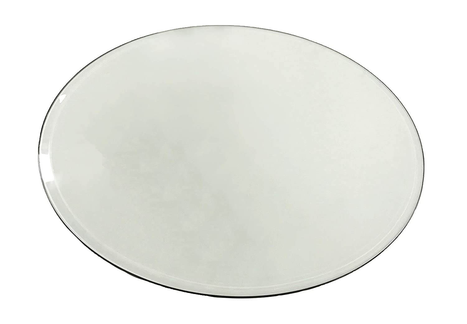 Milan Glass Top, 42 Round, Clear