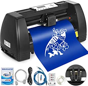 Techlifer Plotter de Corte de Vinilo de 370 mm 220 V Plotter de ...