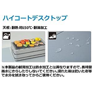 キャンパーズコレクション マスコットテーブル YMT-3456