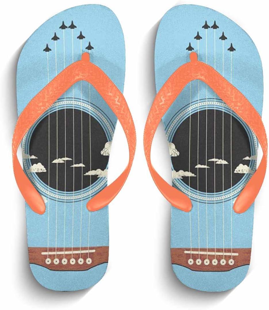 Eric Carl Women Sandals,Stylish Beach Flip Flops Summer Flip Flops