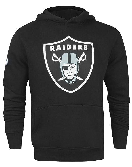 Hombres - New Era - Oakland Raiders - Capucha (XS)