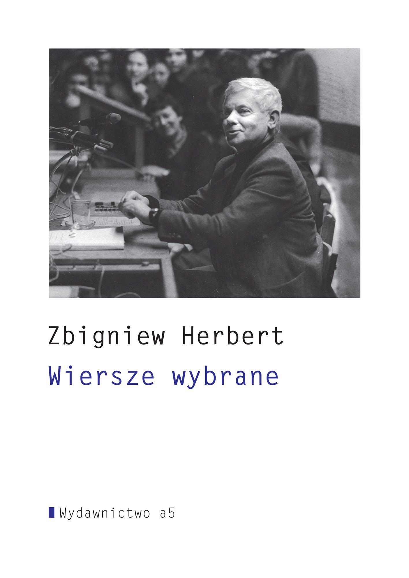 Wiersze Wybrane Cd 1 Amazones Zbigniew Herbert Libros