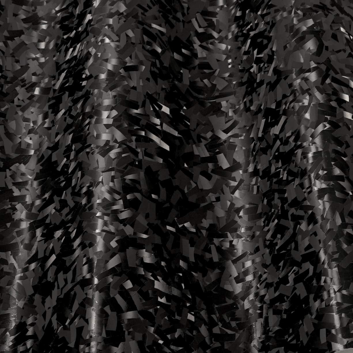 VViViD 2020 Edition Forged Black Composite Carbon Vinyl Wrap Roll 1ft x 5ft