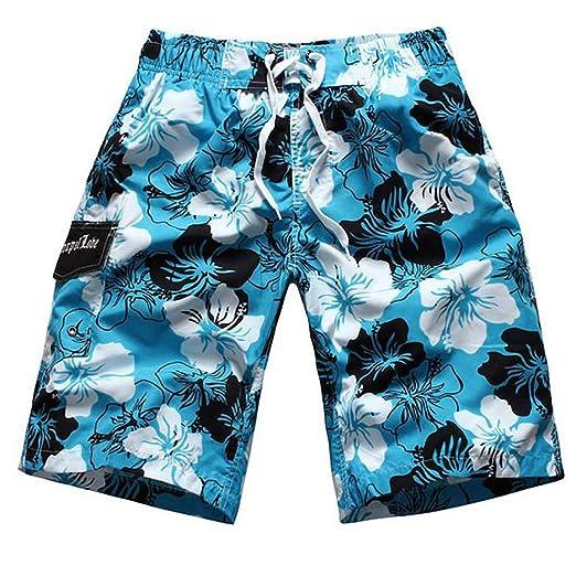28 opinioni per YOUJIA Uomo Costumi Da Bagno Leisure Travel Short Pantaloncini Da Surfe