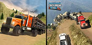 USA Truck Driving Simulator 2018: Off-road Transport Truck Driver Games FREE by Wacky Studios -Parking, Racing & Talking 3D Games