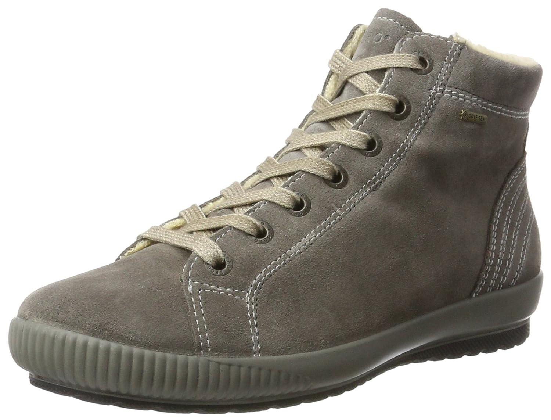 Legero Tanaro, Zapatillas Altas para Mujer 38.5 EU|Gris (Ematite 88 88)
