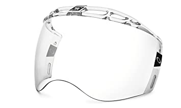 oakley hockey zewo  Oakley Large Certified Cut Hockey Visor, Clear, One Size