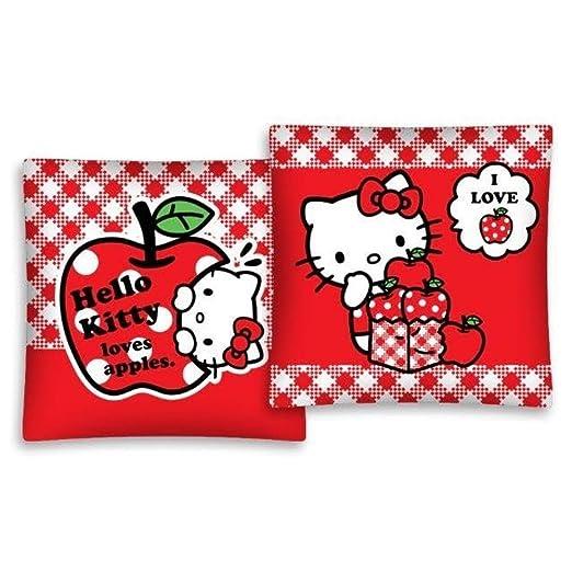 Funda de almohada Hello Kitty 40 x 40 cm Algodón * La Unidad ...