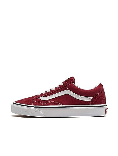 Vans Herren Sneakers UA Old Skool rot 44