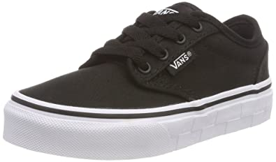 780f258795 Vans Boys  Atwood Canvas Classic Low-Top Sneakers