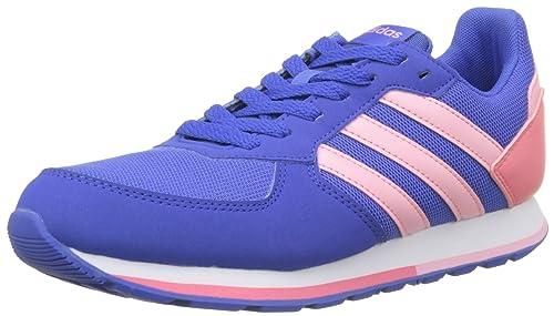 size 40 b5643 2e2a6 adidas 8k K, Zapatillas de Deporte Unisex Niños  Amazon.es  Zapatos y  complementos