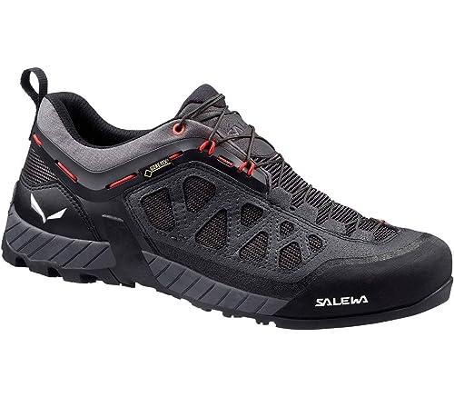 Salewa MS Firetail 3 Gore-Tex, - Zapatillas de Escalada para Hombre, Color Rojo, tamaño EU 44,5 - UK 10: Amazon.es: Deportes y aire libre
