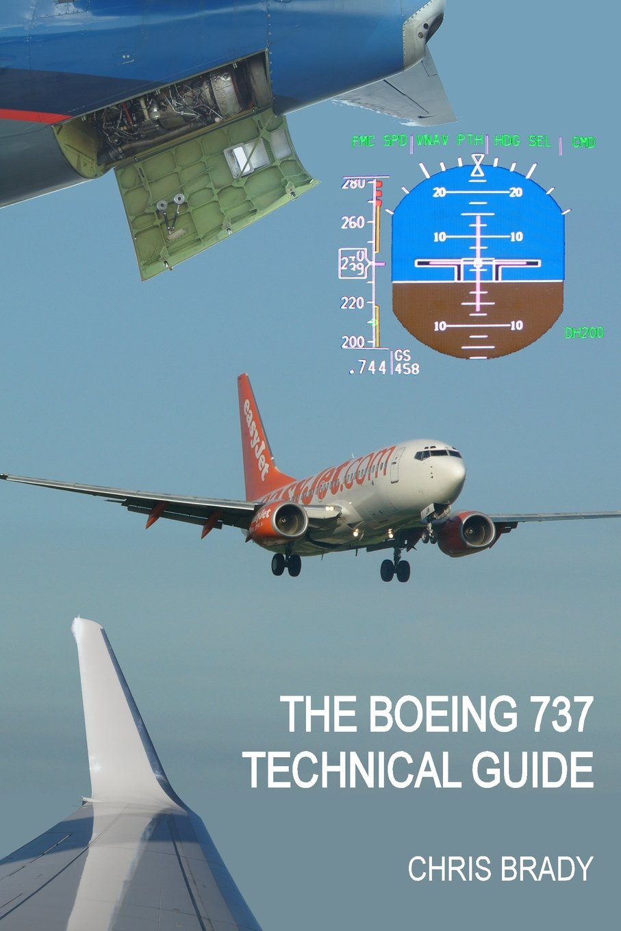 The Boeing 737 Technical Guide (Pocket Budget version): Amazon.co.uk: Chris  Brady: 9781291773187: Books