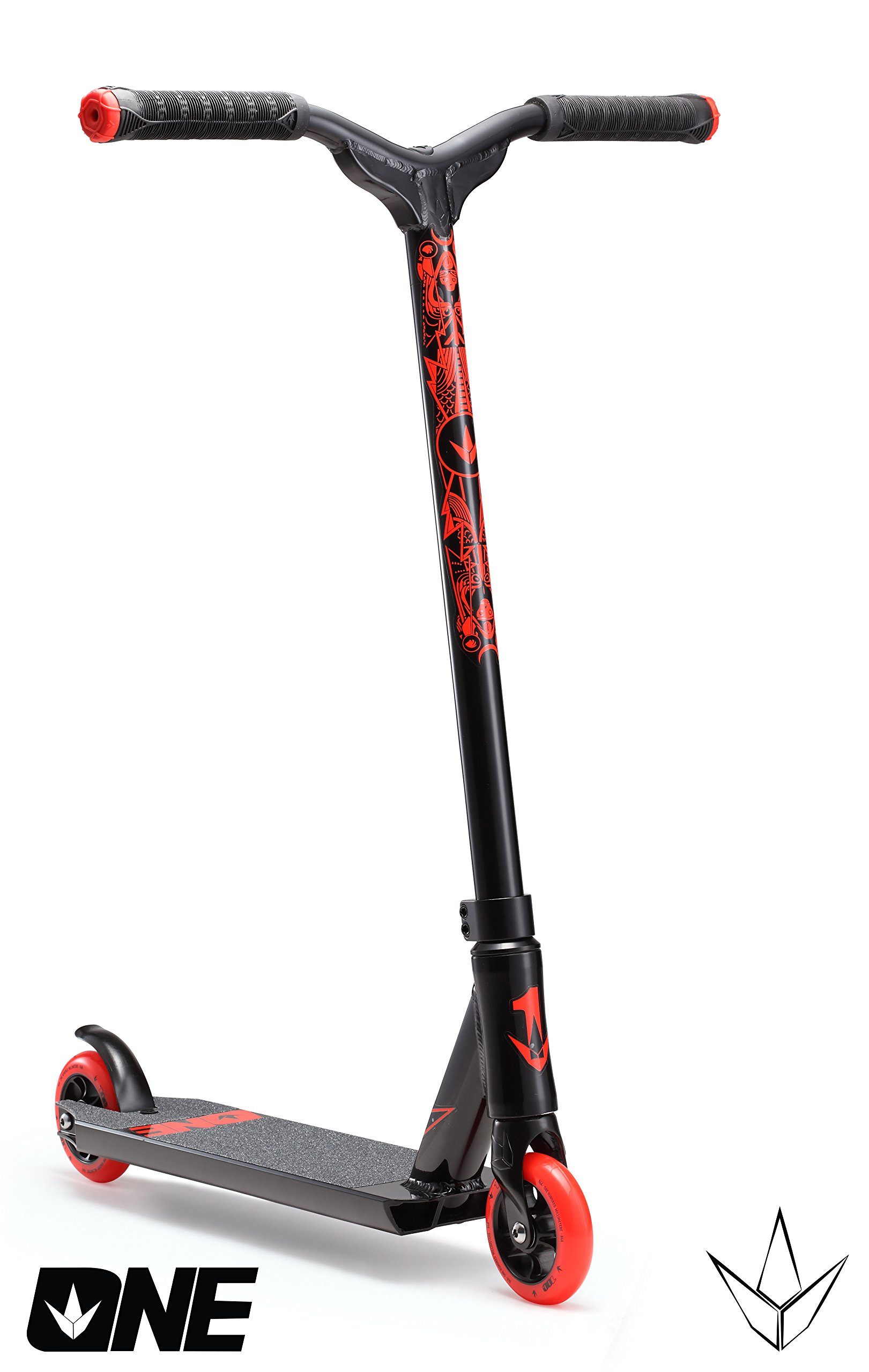 Envy One Freestyle Pro Scooter (Red)