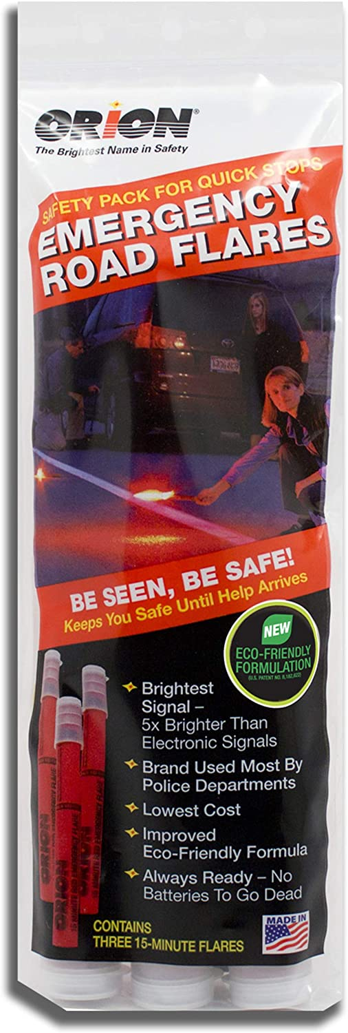 Orion Safety Products Minute Road Flares