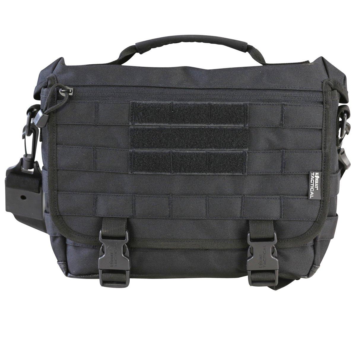 Kombat UK Unisex s Small Messenger Bag, Black, One Size  Amazon.co.uk   Sports   Outdoors 8a2d2991fa
