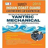 Indian Coast Guard Yantric Mechanical ( Diploma Level )Exam Guide 2018