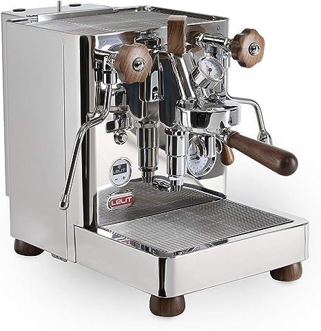 Lelit Bianca PL162T-120 - Máquina espresso profesional Dual Boiler ...