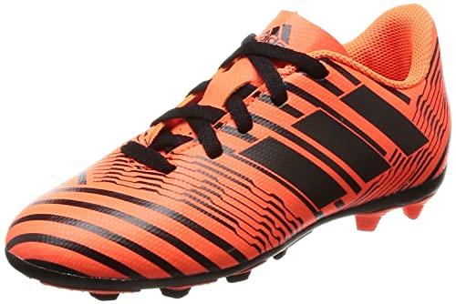 cheap for discount e70dd 92fb9 adidas Nemeziz 74 FxG J, Scarpe per Allenamento Calcio Bambino, Multicolore  (Solar Orange