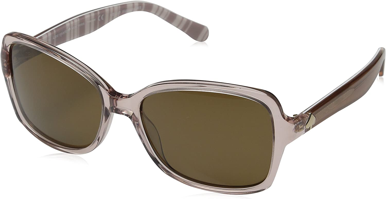 Kate Spade New York womens Ayleen Rectangular Sunglasses
