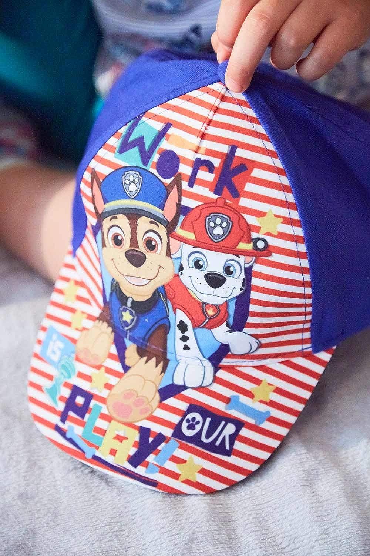 per i Bambini Berretto da Baseball con i Cani Chase e Marshall Il Lavoro /è Il Nostro Gioco Kappy Paw Patrol / cap
