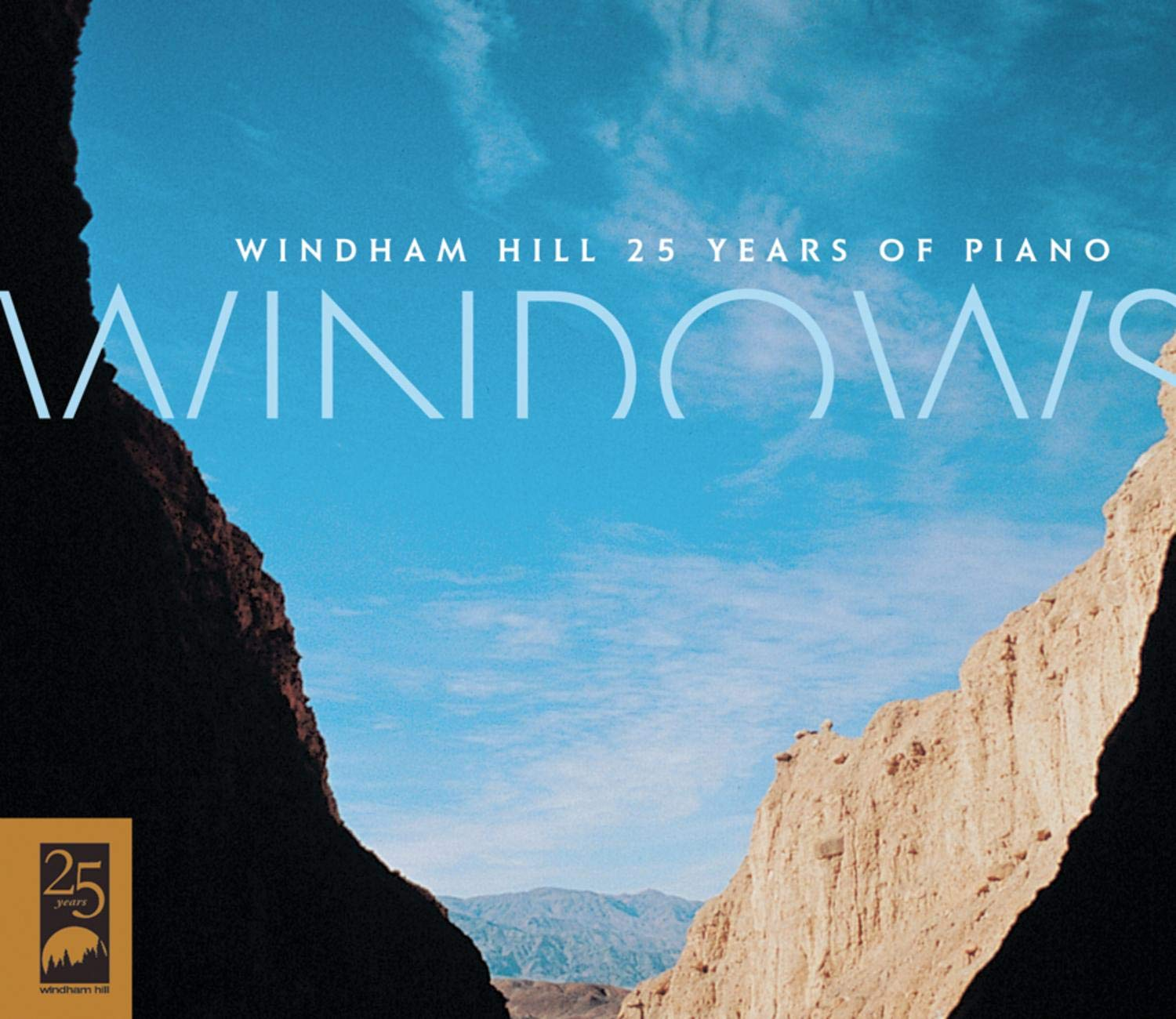 Windows: Windham Hill 25 Years of Piano by Sony Legacy
