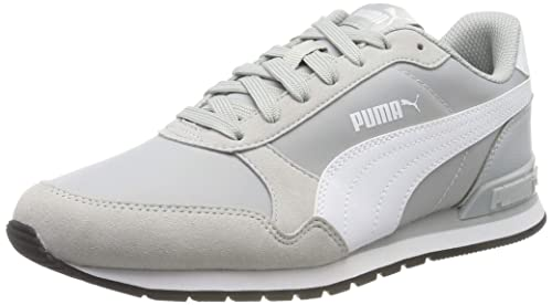 Exklusiv PUMA Sneaker ST Runner v2 NL in grau weiß Männer