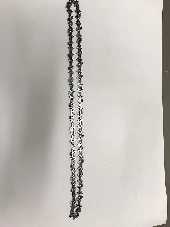 Stihl - Cadena para sierra (3/8 pulgadas 1.6 mm GL 66 - 45 ...