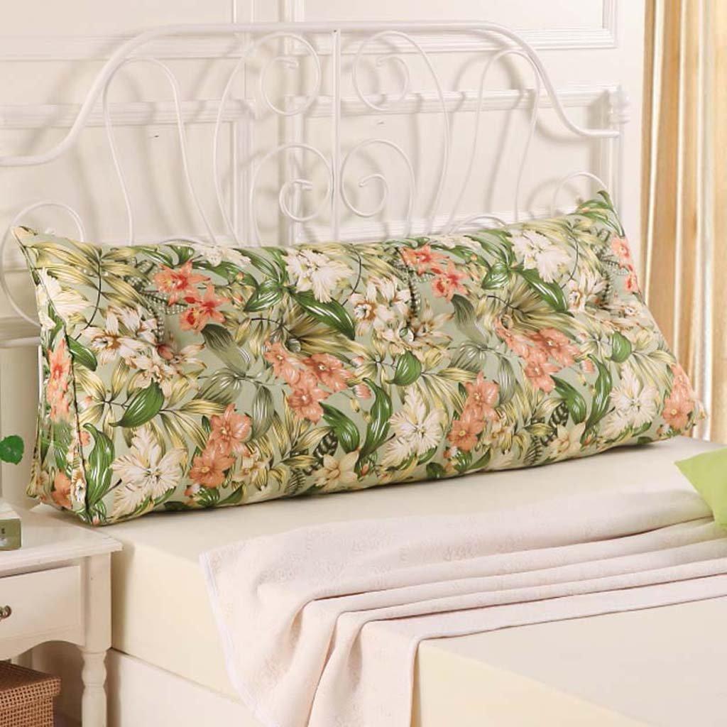 WEBO HOME- Coussin triangulaire Canapé lit double Canapé lit Dossier lit Grande lit bébé Relaxable -Coussin - oreiller