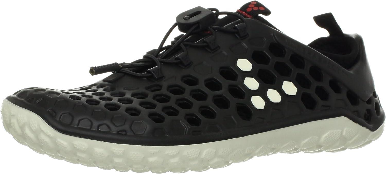 VIVOBAREFOOT Ultra Zapatilla de Running Caballero, Negro/Blanco, 43: Amazon.es: Zapatos y complementos