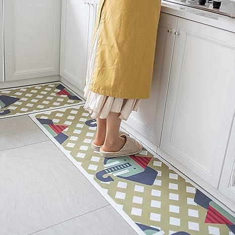 kitchen floor mats home kitchen matclassic comfort chef soft nonslip waterproof rubber carpet floor mats amazoncom mat classic
