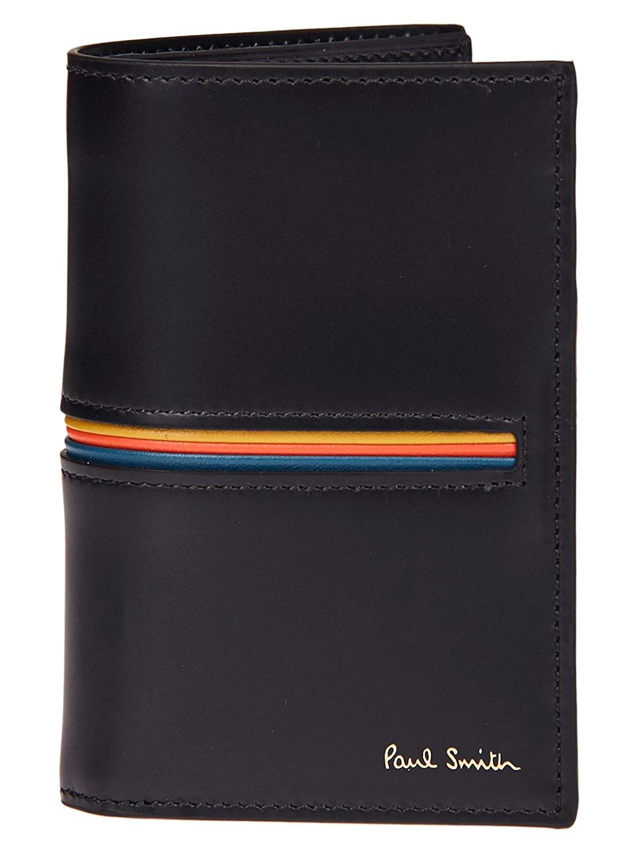 Paul Smith Mens M1A4774AINSTP79 Black Leather Wallet