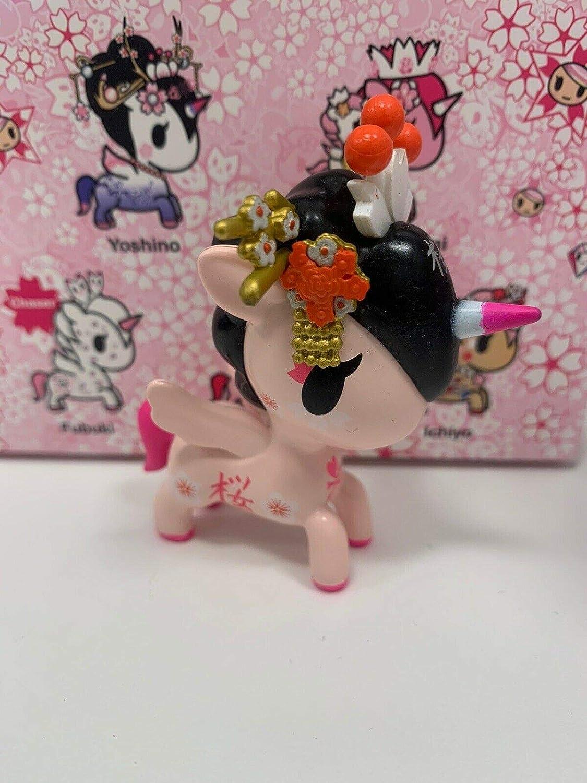 Tokidoki 2020 Cherry Blossom Unicorno Vinyl Figure - Sakurako