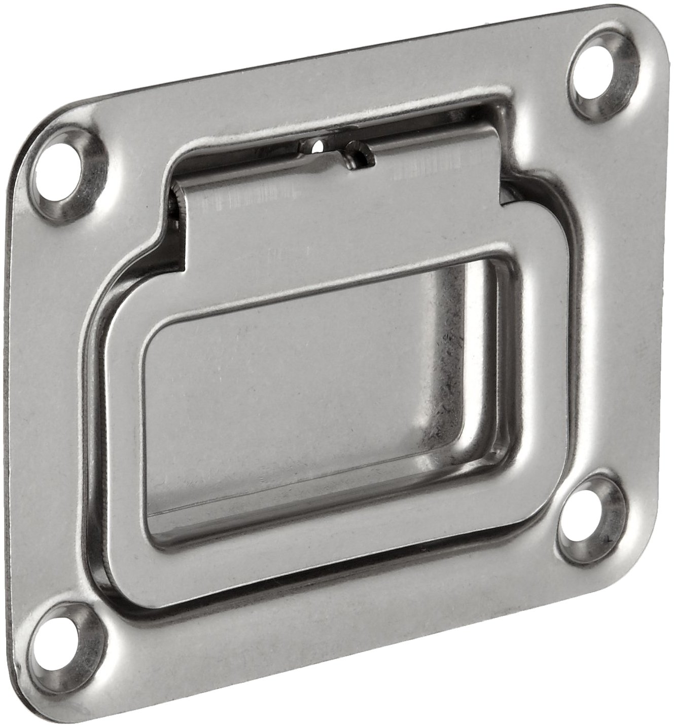 Monroe Stainless Steel 304 Recessed Spring Loaded Pull Handle ...