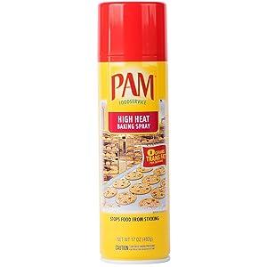 PAM 17 oz. High Heat Baking Release Spray, Professional Size Professional Grade