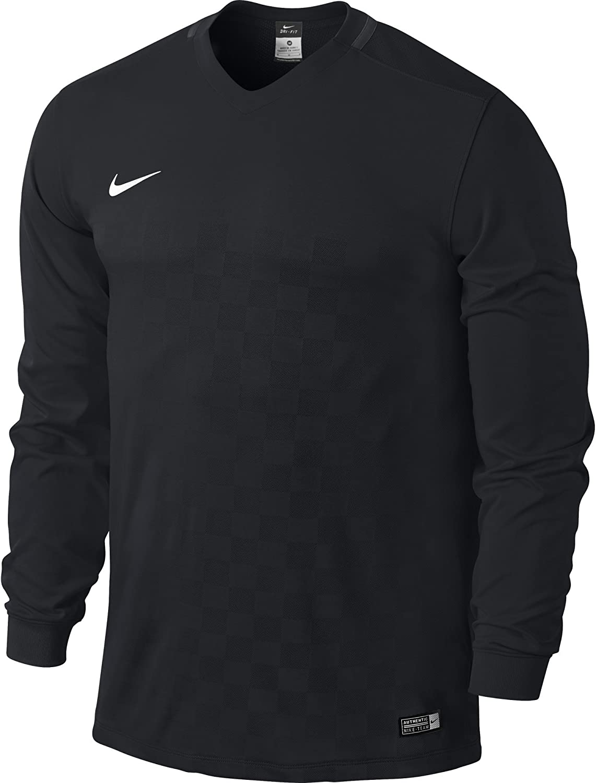 TALLA M. Nike Long Sleeve Top Energy III Jersey Sudadera, Hombre