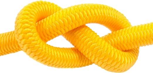 plusieurs tailles et couleurs 40m corde /élastique c/âble 5mm blanc