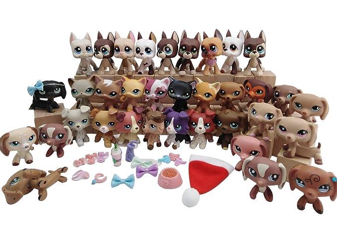 Amazon.com: Emmas 1995s (mascotas lps 5 piezas al azar y 8 ...