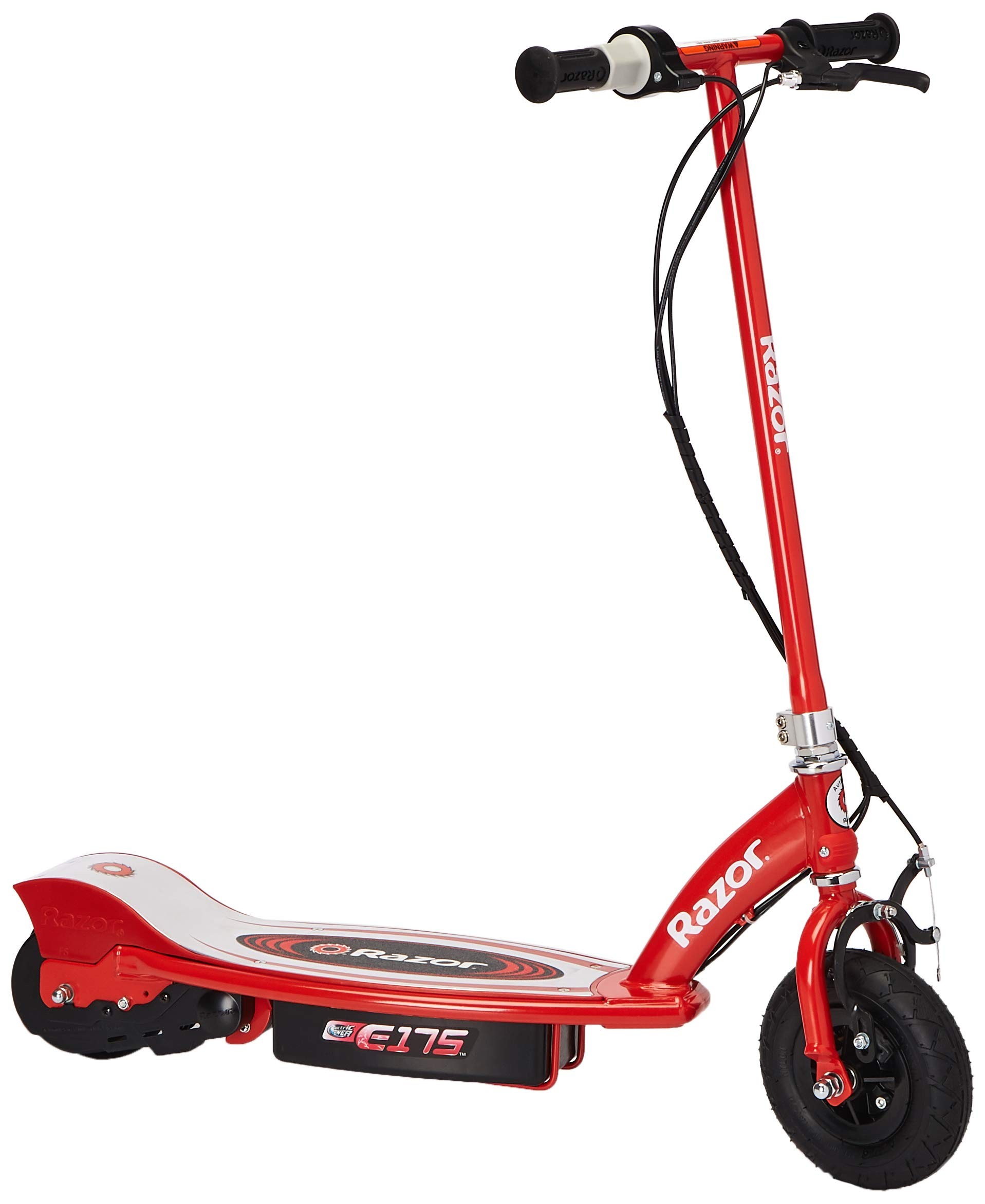 Electric Razor Scooter-Red-E175-Outdoor Sporting Sporting Good by Razor
